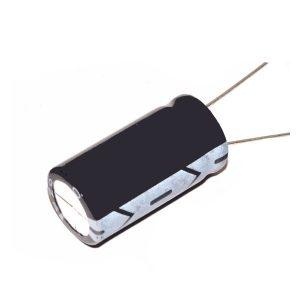 خازن الکترولیتی 50 ولت 1 میکرو فاراد