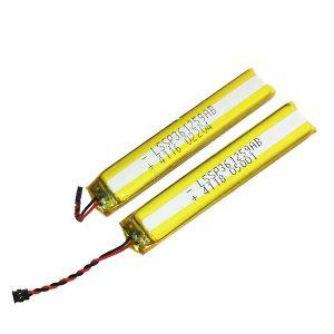 باتری شارژی لیتیوم 3.7 ولت 250mah