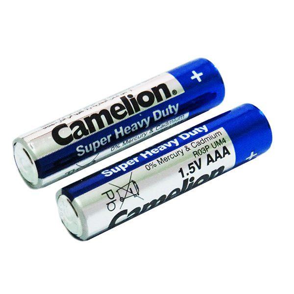 باتری شیرینگ کملیون نیم قلمی 4 عددی