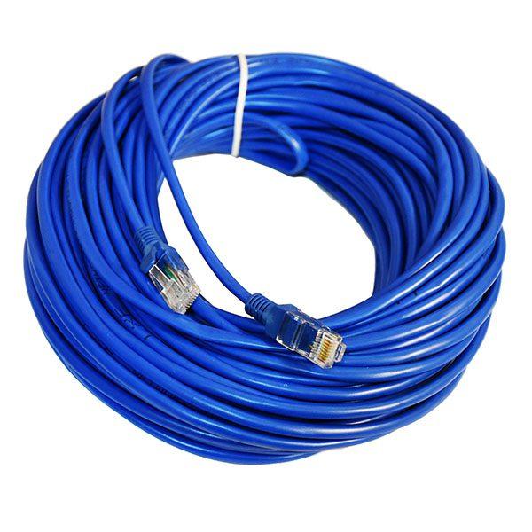 کابل شبکه 30 متری cat5