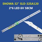 بک لایت اسنوا 32 اینچ SLD-32SA120