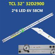 بک لایت تلویزیون 32 اینچ TCL 32D2900