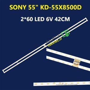 بک لایت تلویزیون سونی 55 اینچ KD-55X8500D