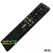 کنترل سینما خانگی ال جی 6858