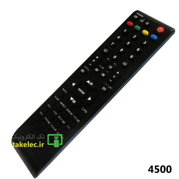 کنترل LCD صنام بدون کادر طرح 102