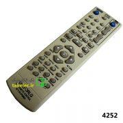 کنترل LG DVD کوتاه 089